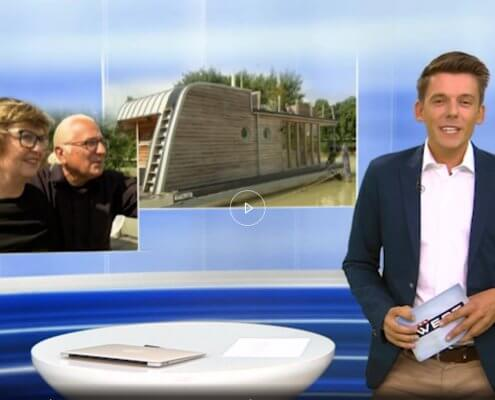 RTL Bericht Hausboot Fröse