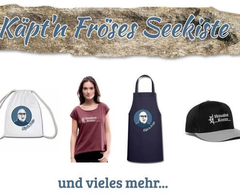 Käpt'n Fröses Seekiste - FanShop